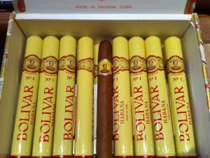 Bolivar Tubos No1 Vintage