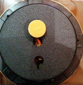 Adorini Hygrometer BACK