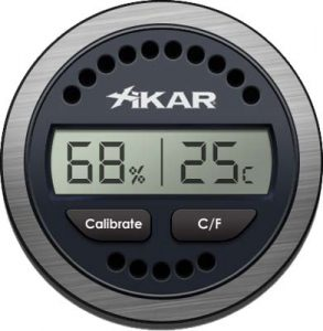 Adjustable-Round-Digital-Hygrometer
