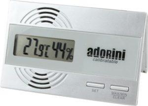Adorini digital hygrometer