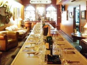 La casa del habano montreal Dinner