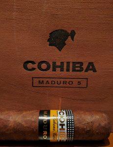 Cohiba Maduro 5 Magicos Original Release