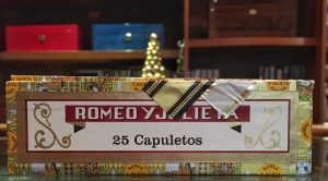 Romeo and Juliette Capuletos Box